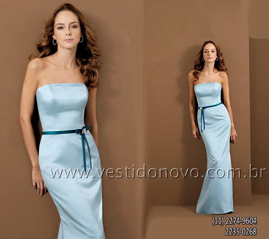 726dd1bb5 vestido para convidada de festa pastel na cor aqua loja zona sul São Paulo  sp,