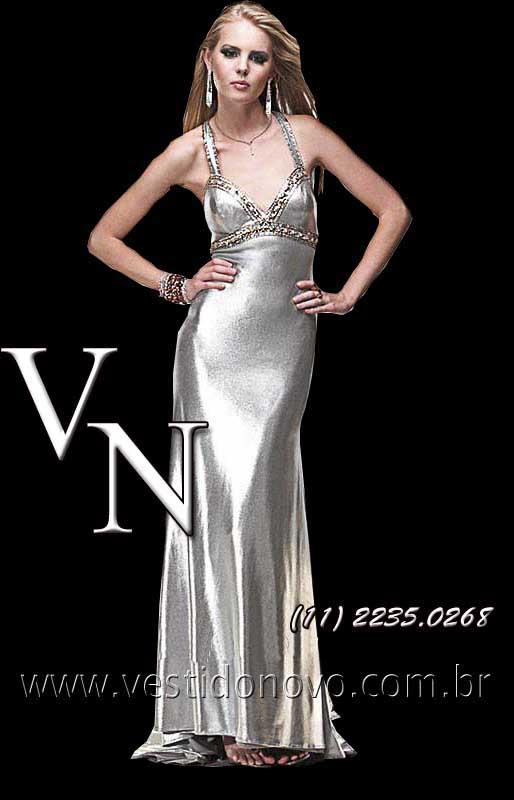 e2132833d vestido prata tamanho pequeno importado loja zona sul, aclimação, cambuci,  vila monumento,