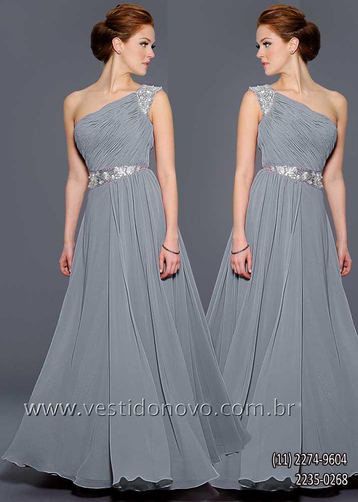 Vestido para bodas de prata no campo